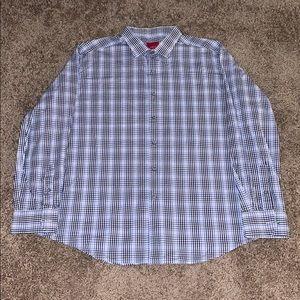 Alfani Slim Fit Dress Shirt